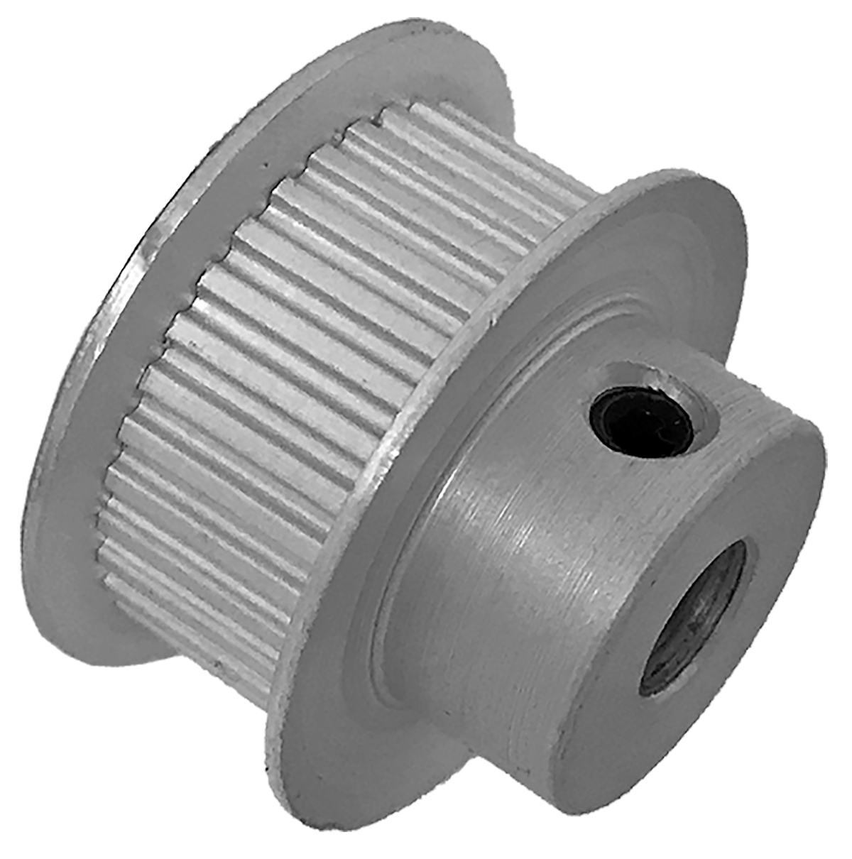 34LT187-6FA3 - Aluminum Imperial Pitch Pulleys