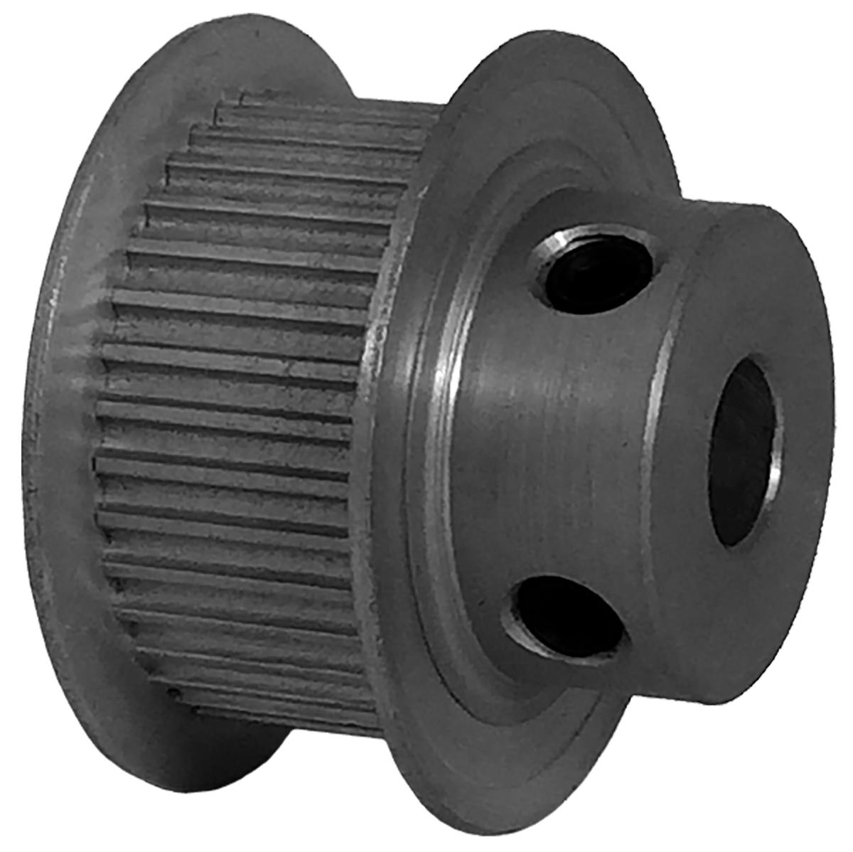 36-2P09-6FA3 - Aluminum Powerhouse® Pulleys