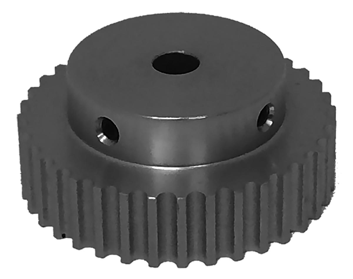 44-5P09-6A4 - Aluminum Powerhouse® Pulleys