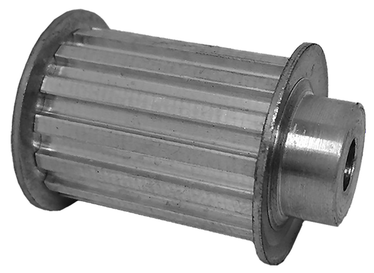 36T5/14-2 - Aluminum Metric Pulleys