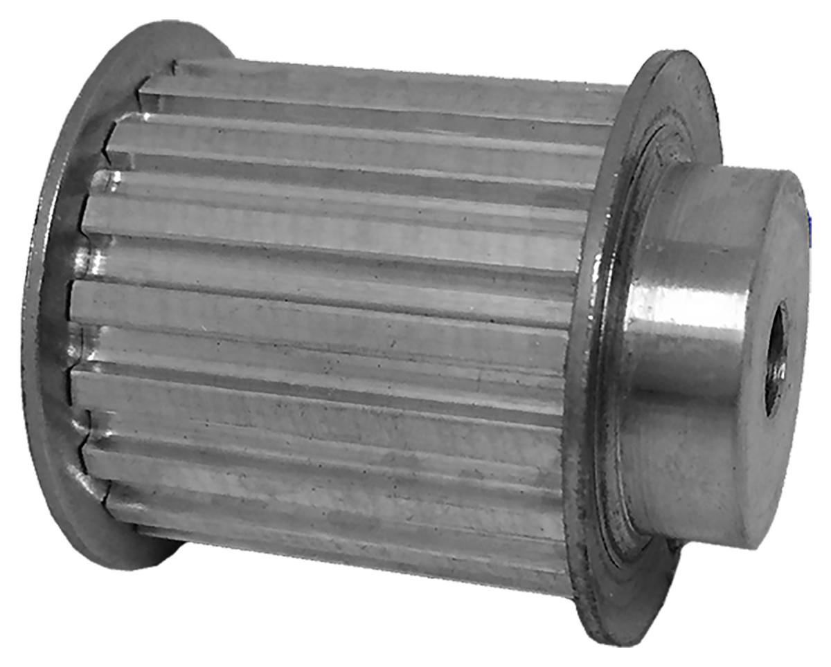 36T5/18-2 - Aluminum Metric Pulleys