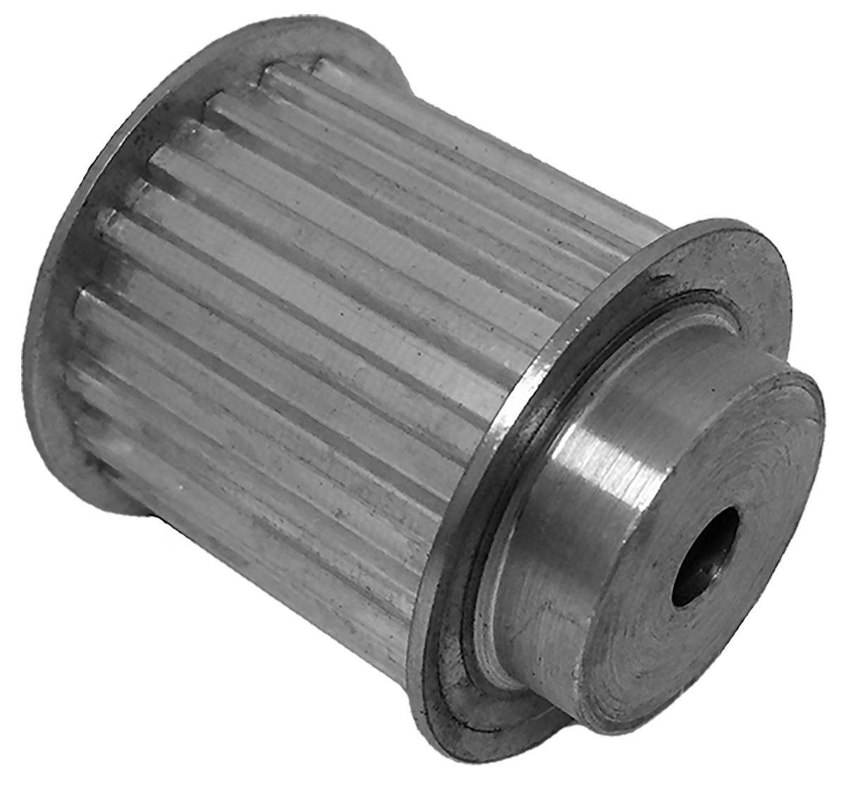 36T5/19-2 - Aluminum Metric Pulleys