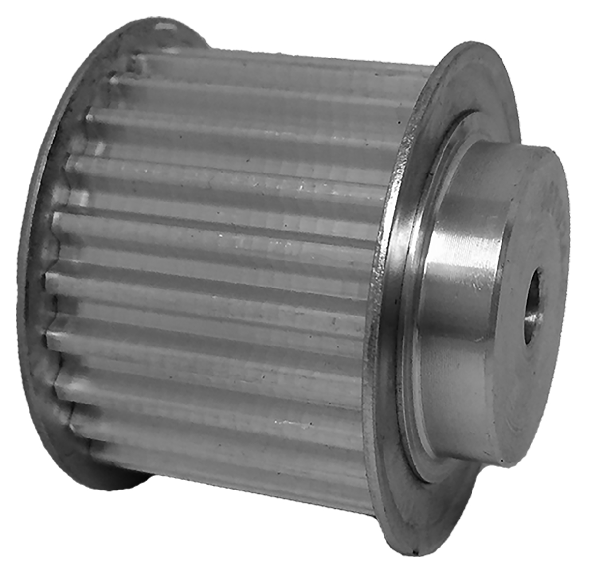 36T5/24-2 - Aluminum Metric Pulleys