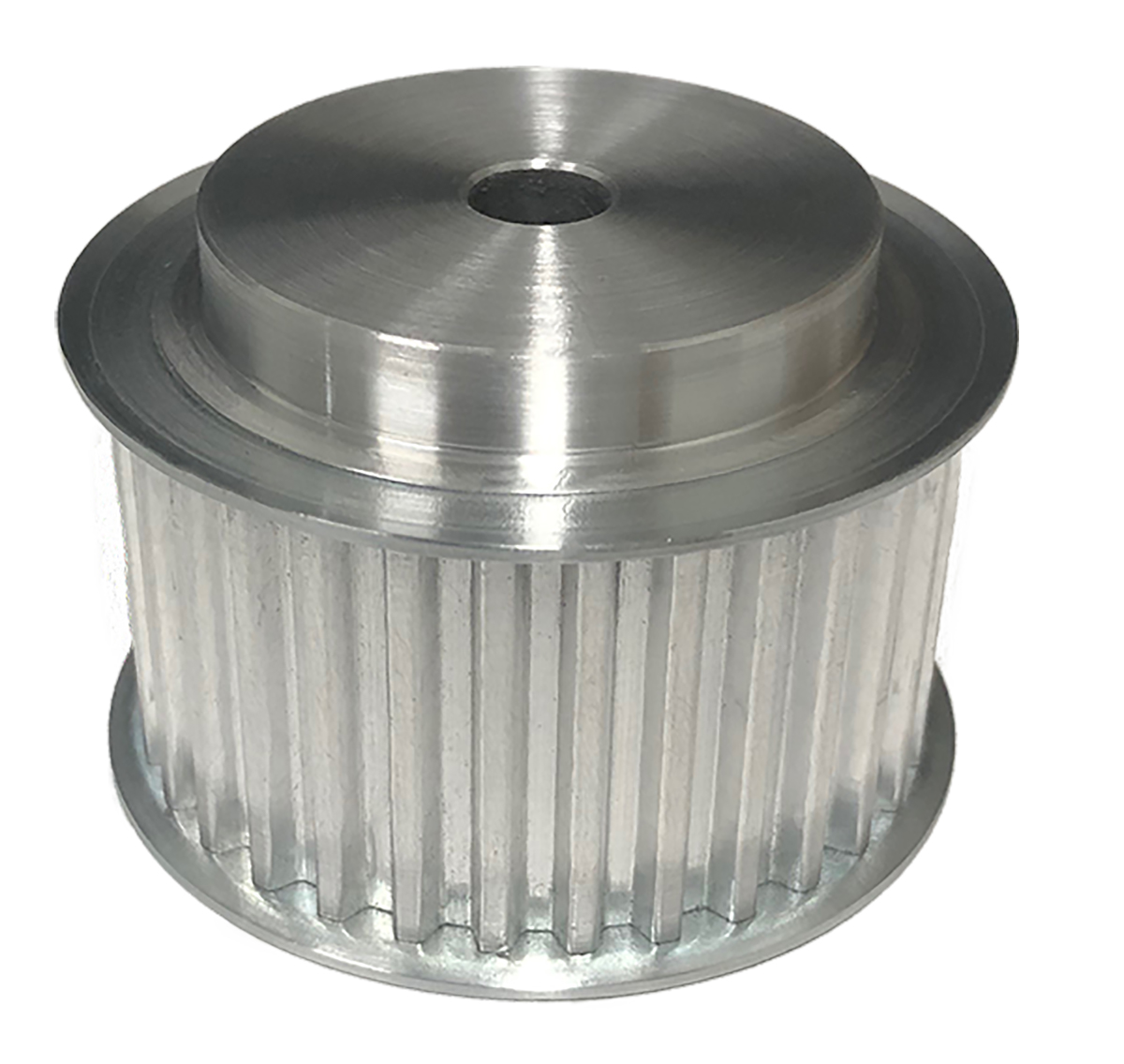 36T5/25-2 - Aluminum Metric Pulleys