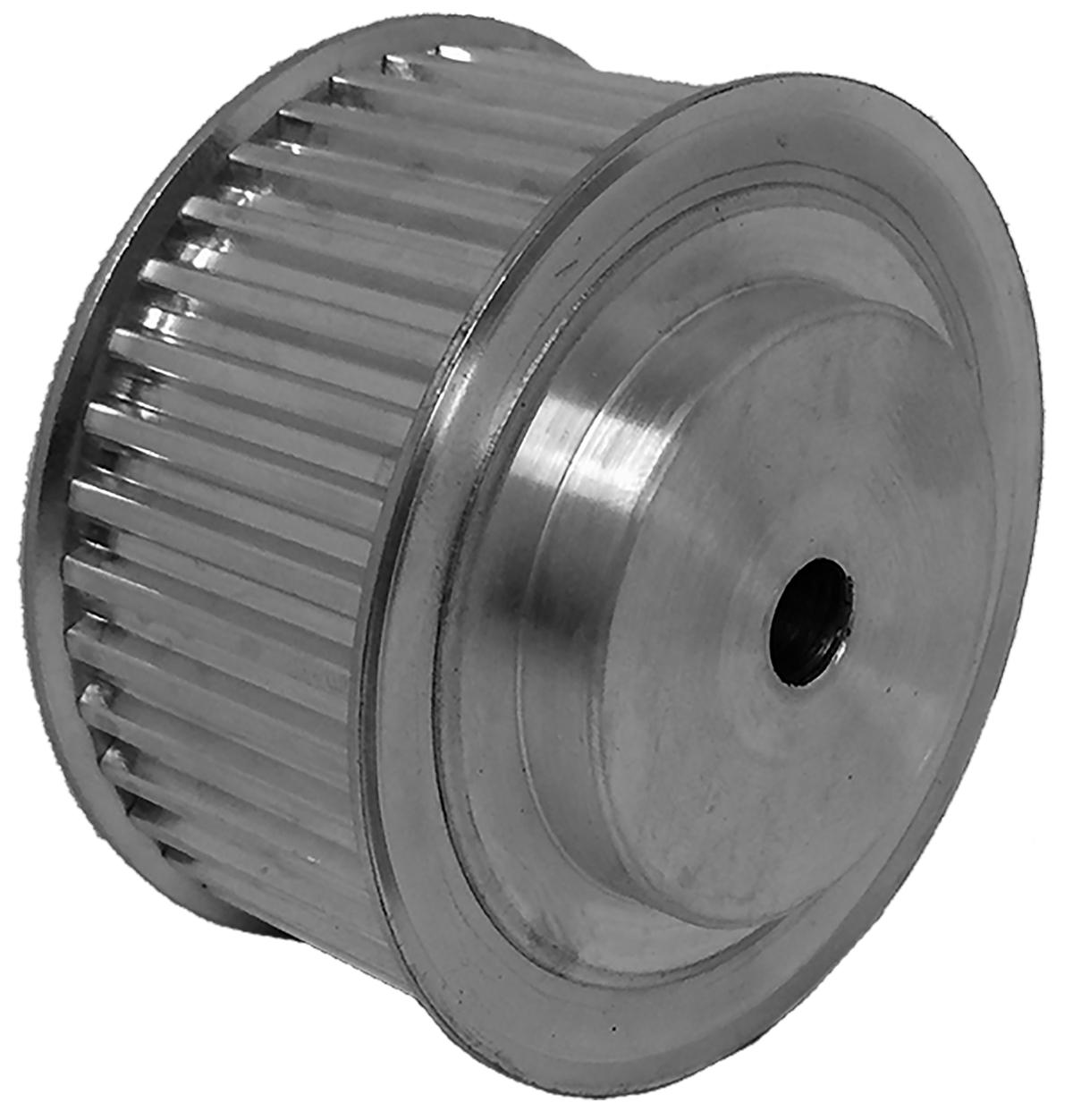 36T5/40-2 - Aluminum Metric Pulleys