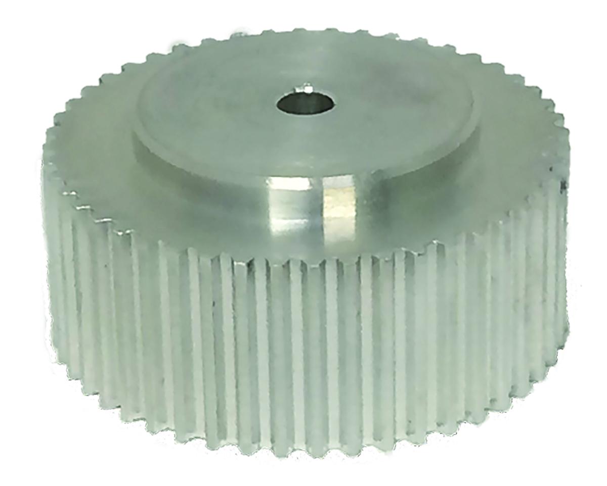 36T5/48-0 - Aluminum Metric Pulleys