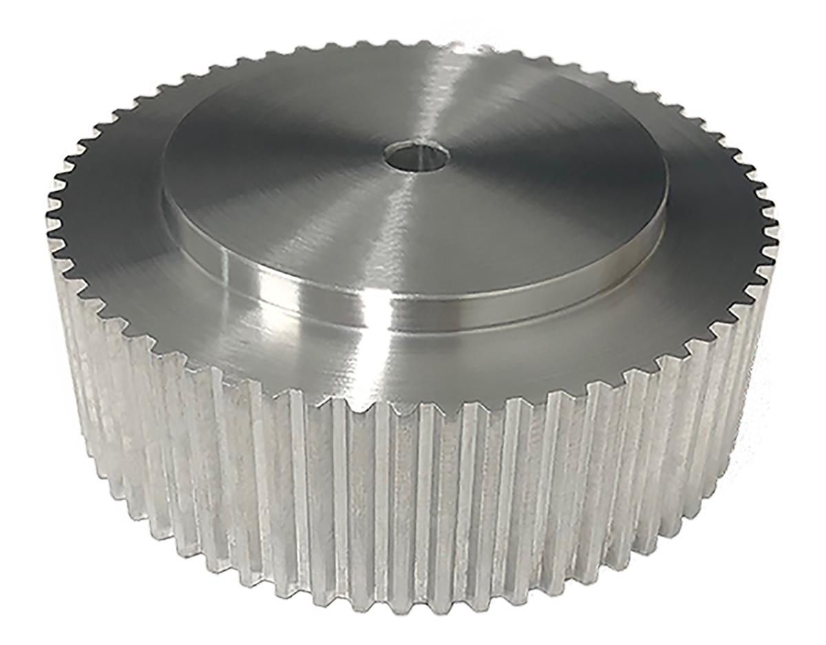 36T5/60-0 - Aluminum Metric Pulleys