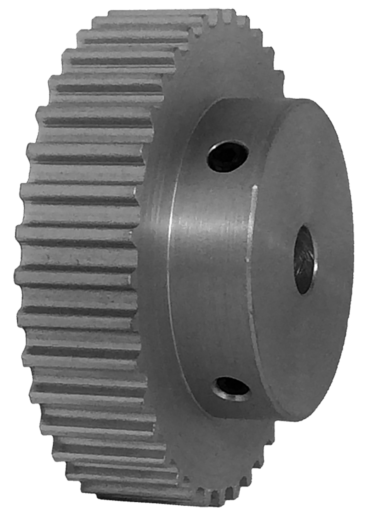 38-5M09-6A4 - Aluminum Powerhouse®HTD® Pulleys