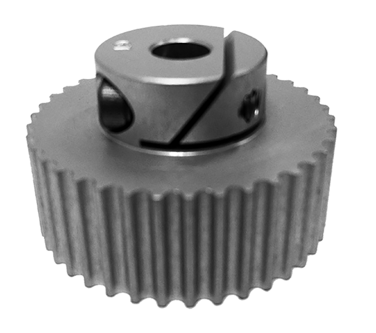 56-3P09-IA4 - E-Z Lock Hub Aluminum Powerhouse® Pulleys