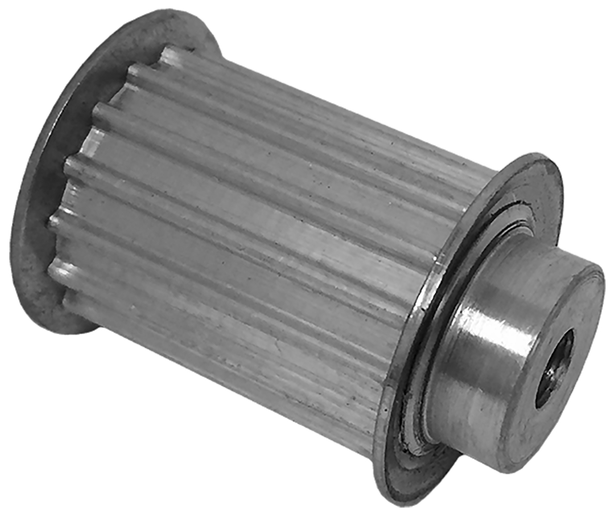 38AT5/15-2 - Aluminum Metric Pulleys