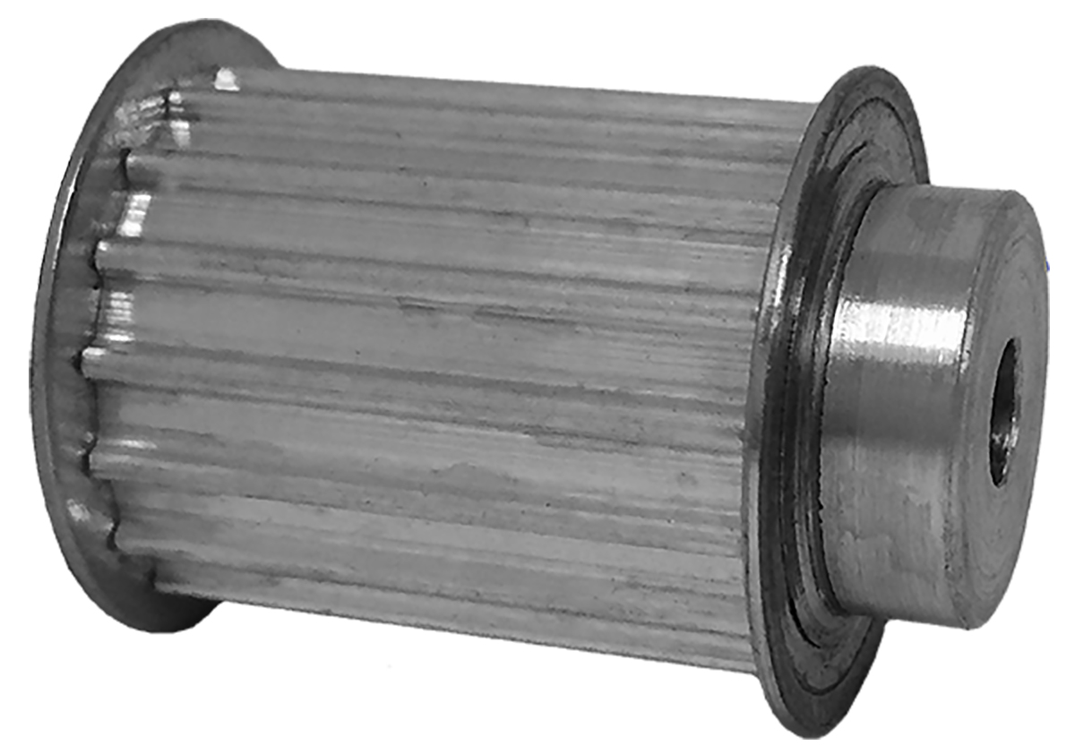 38AT5/16-2 - Aluminum Metric Pulleys