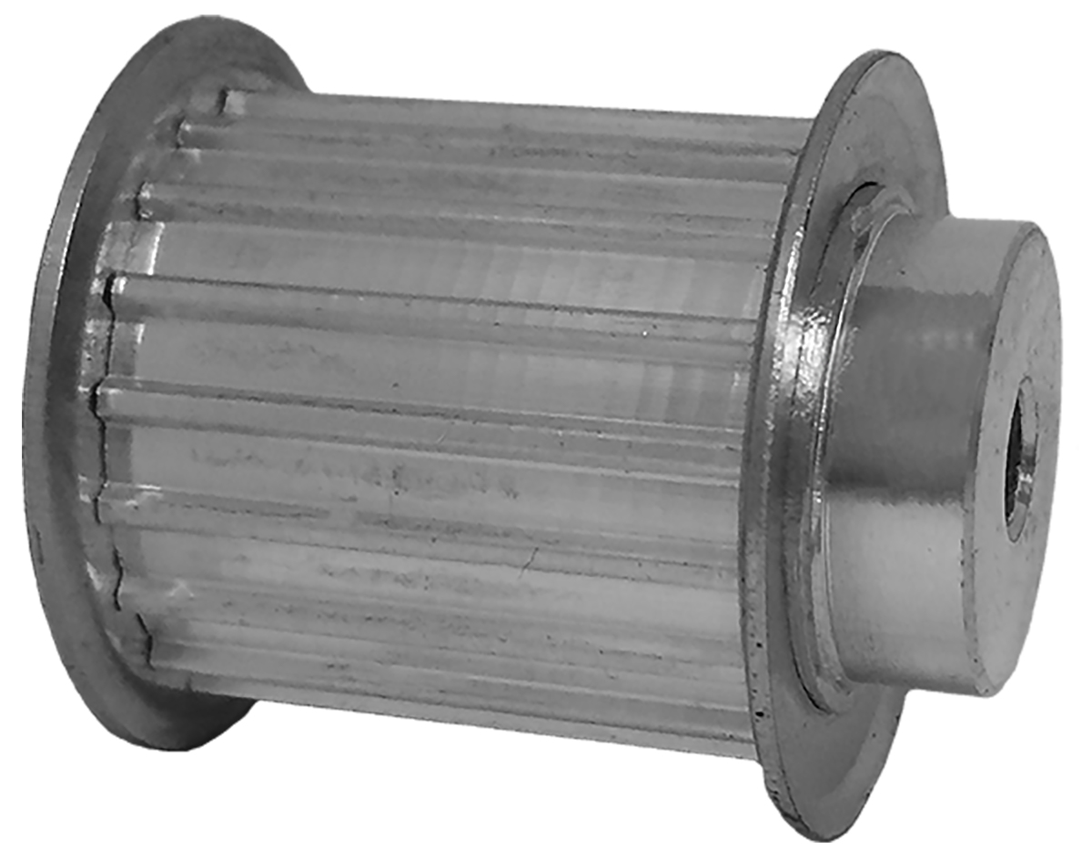 38AT5/18-2 - Aluminum Metric Pulleys