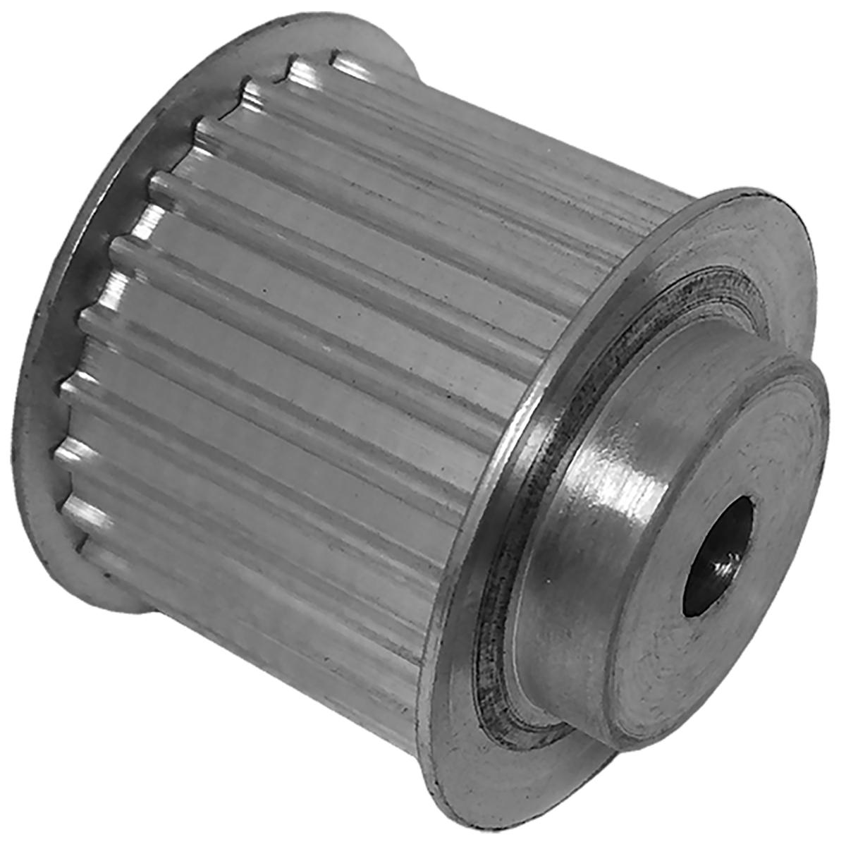 38AT5/25-2 - Aluminum Metric Pulleys