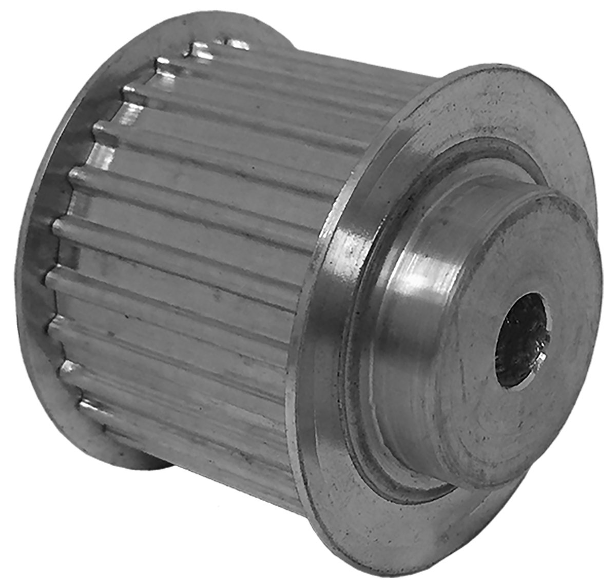 38AT5/26-2 - Aluminum Metric Pulleys