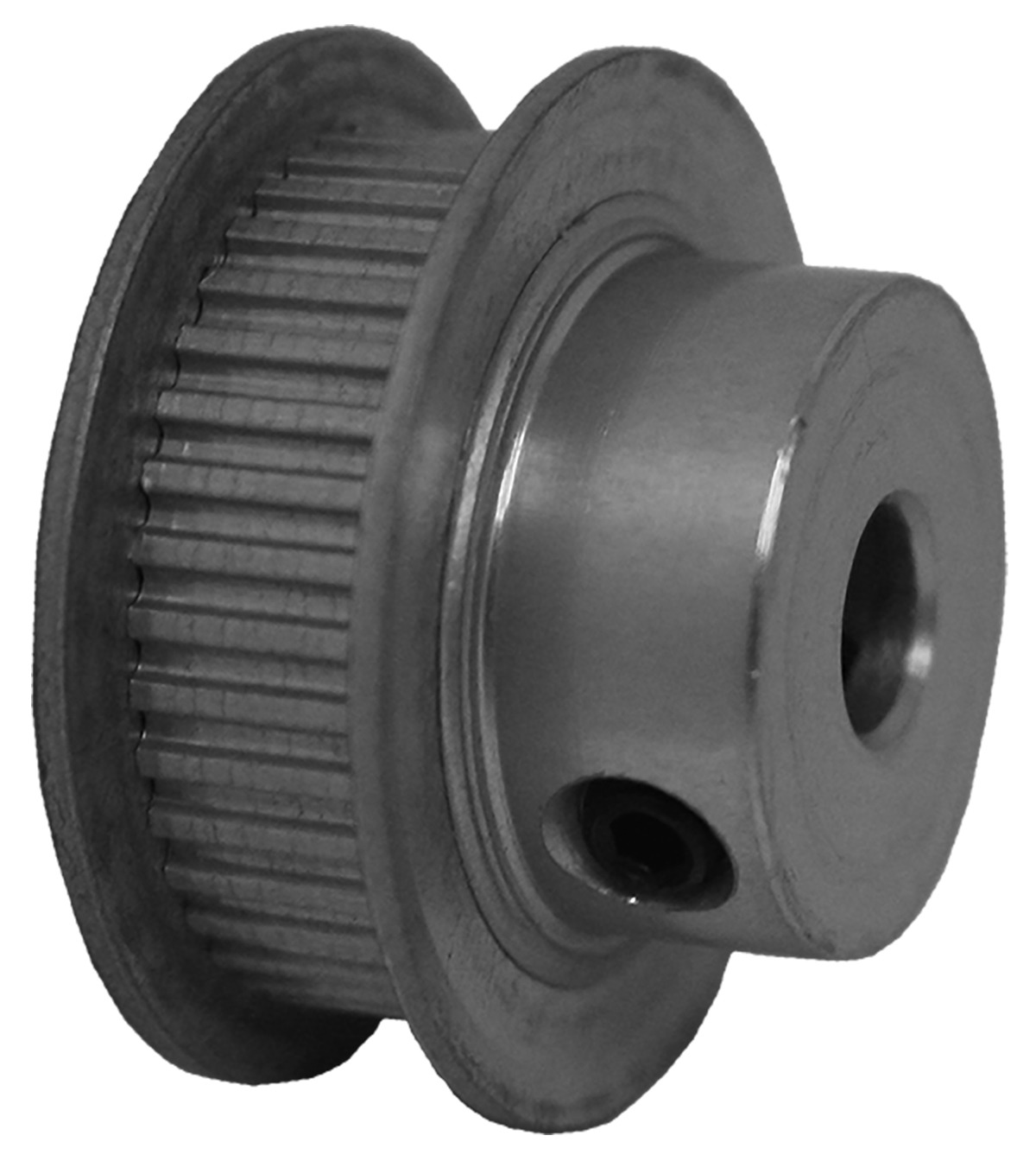 40MP025-6FA3 - Aluminum Imperial Pitch Pulleys