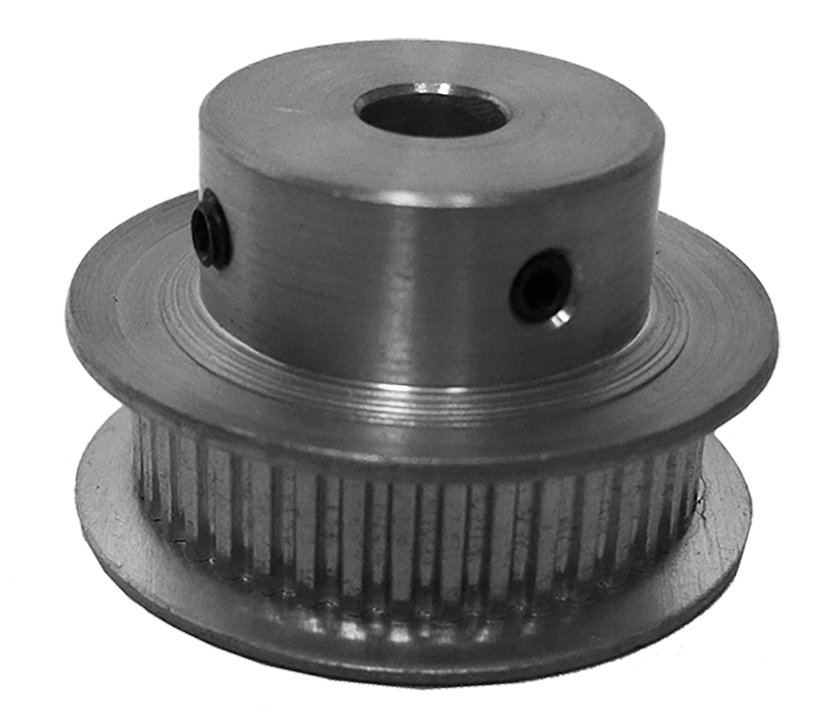 44MP025-6FA3 - Aluminum Imperial Pitch Pulleys