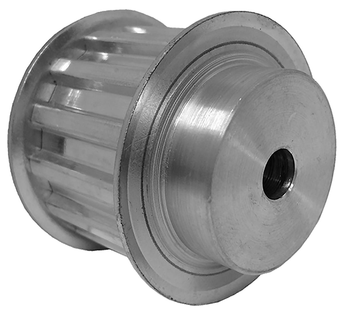 40T10/14-2 - Aluminum Metric Pulleys