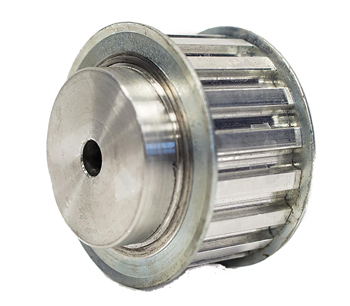 40T10/15-2 - Aluminum Metric Pulleys