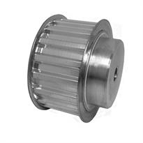 40T10/18-2 - Aluminum Metric Pulleys