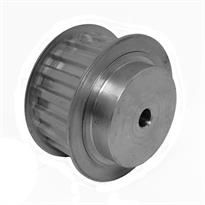 40T10/19-2 - Aluminum Metric Pulleys
