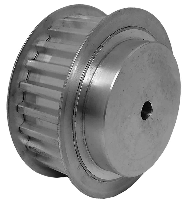 40T10/24-2 - Aluminum Metric Pulleys
