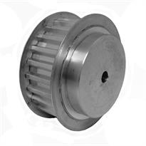 40T10/24-2 - Aluminum Metric Pulleys