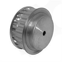 40T10/25-2 - Aluminum Metric Pulleys