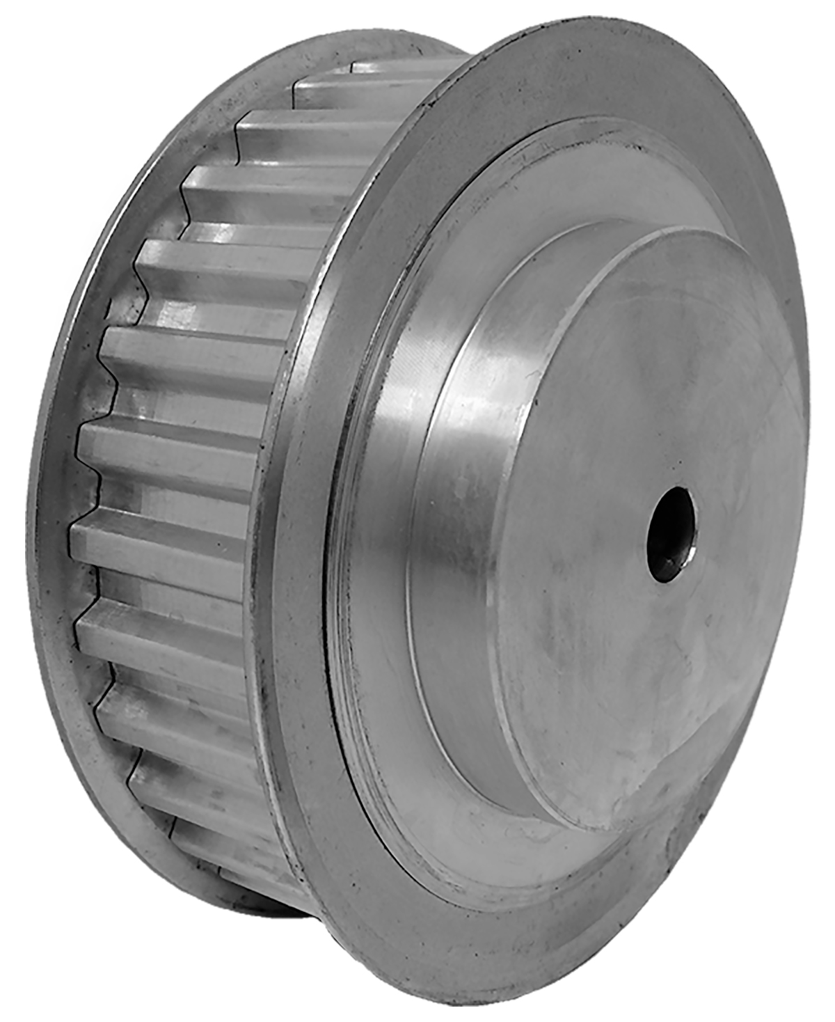 40T10/32-2 - Aluminum Metric Pulleys