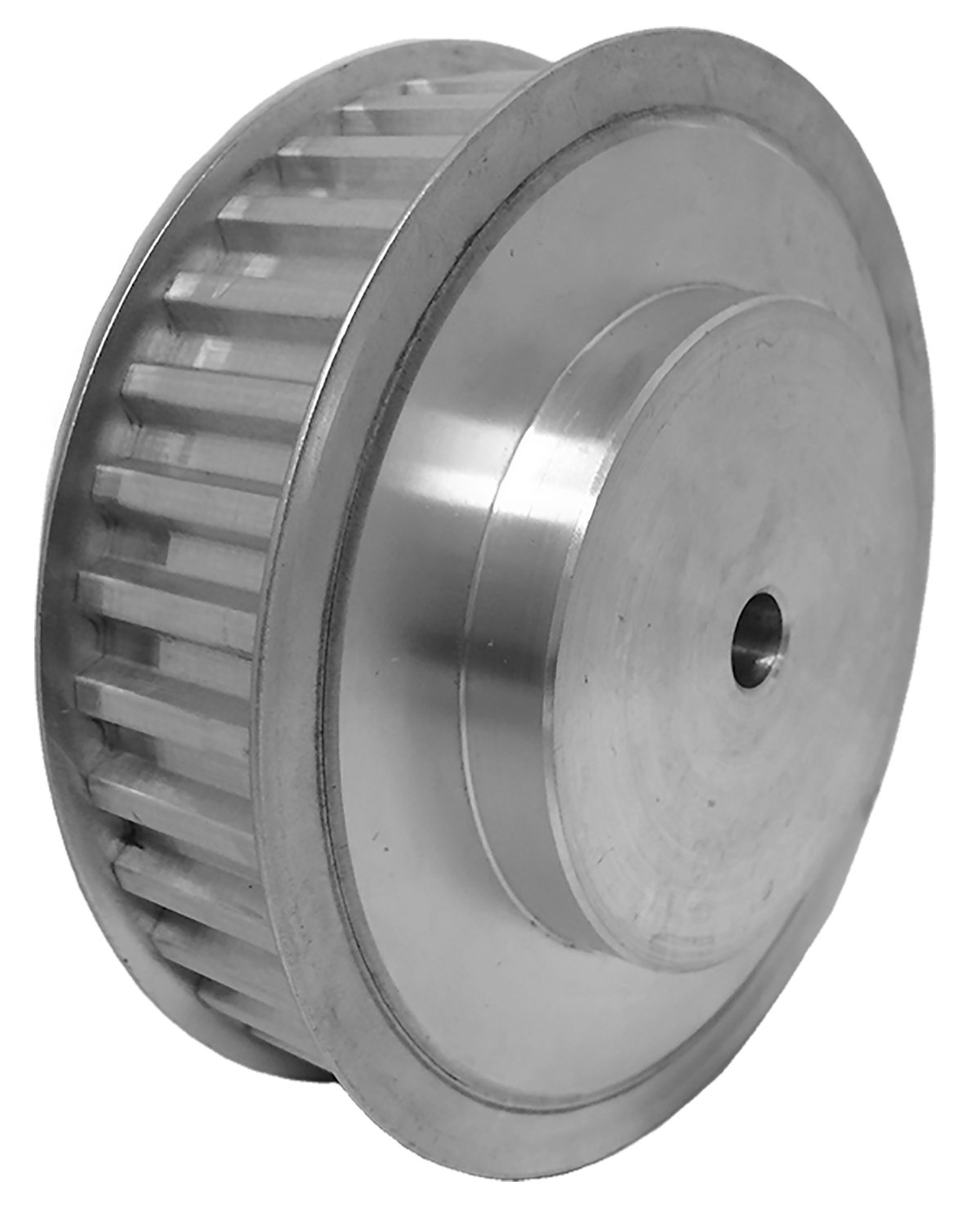 40T10/36-2 - Aluminum Metric Pulleys