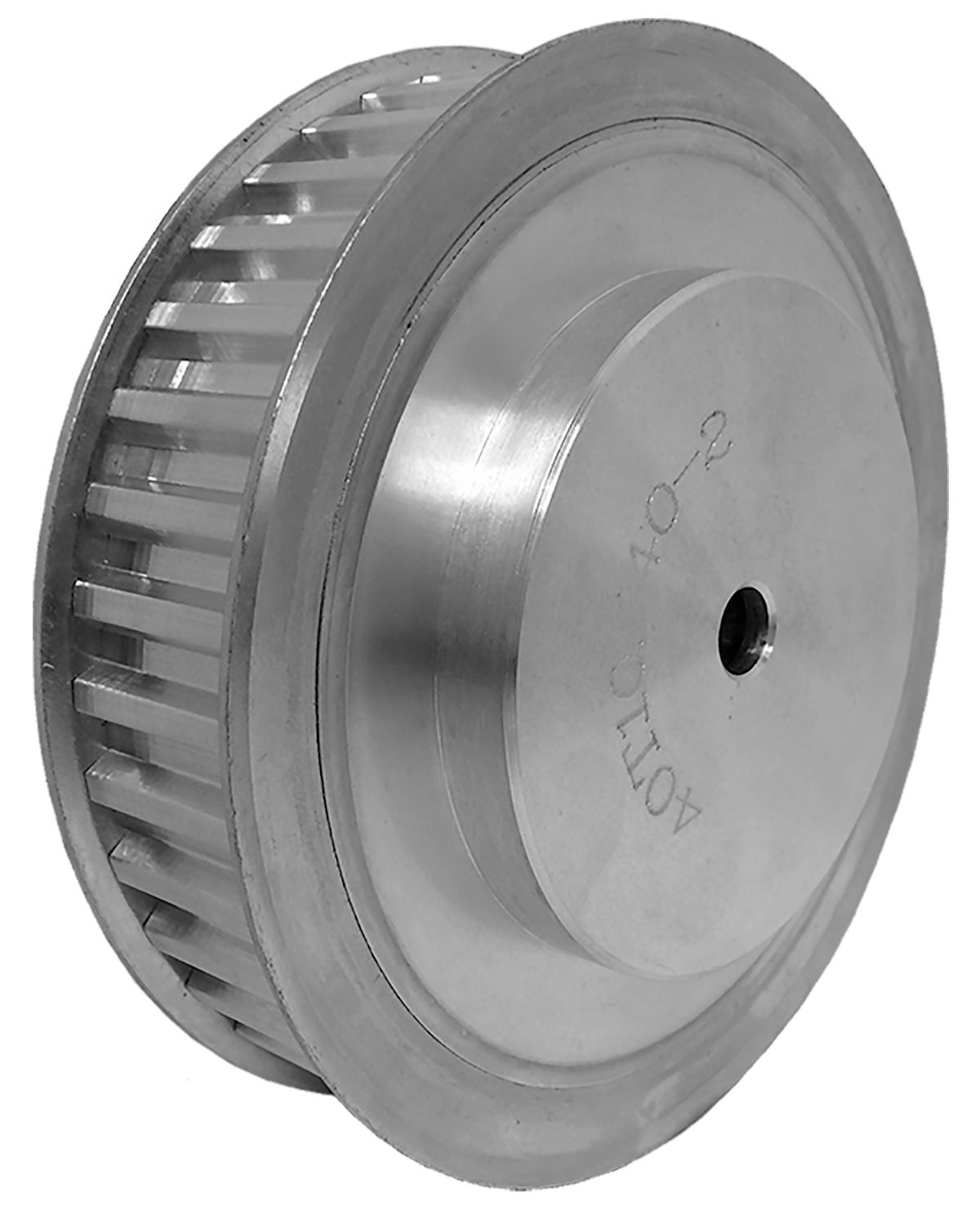 40T10/40-2 - Aluminum Metric Pulleys
