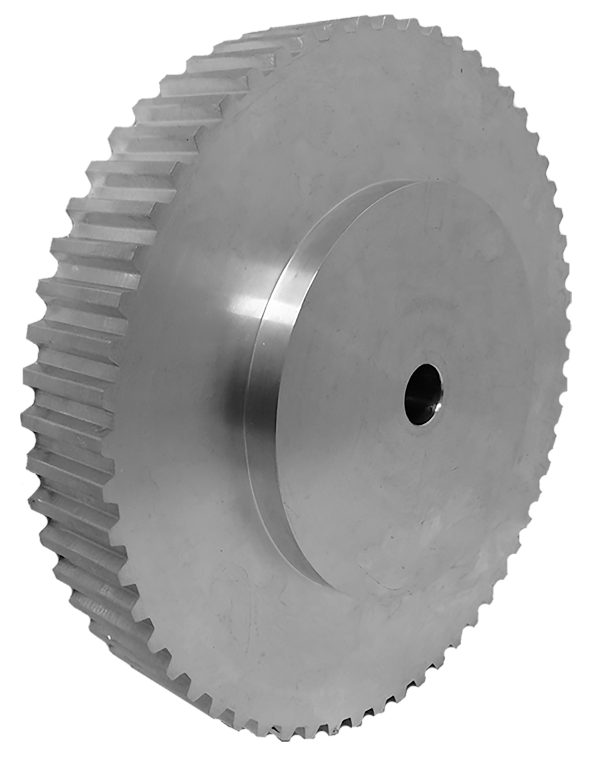 40T10/60-0 - Aluminum Metric Pulleys