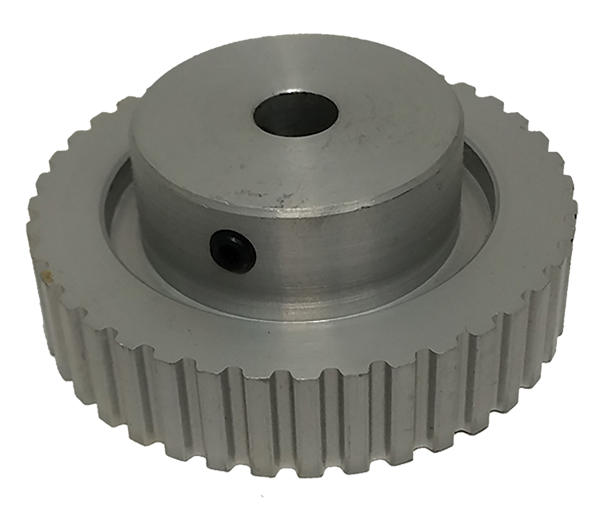 60XL037M6WA12 - Aluminum Metric Pulleys