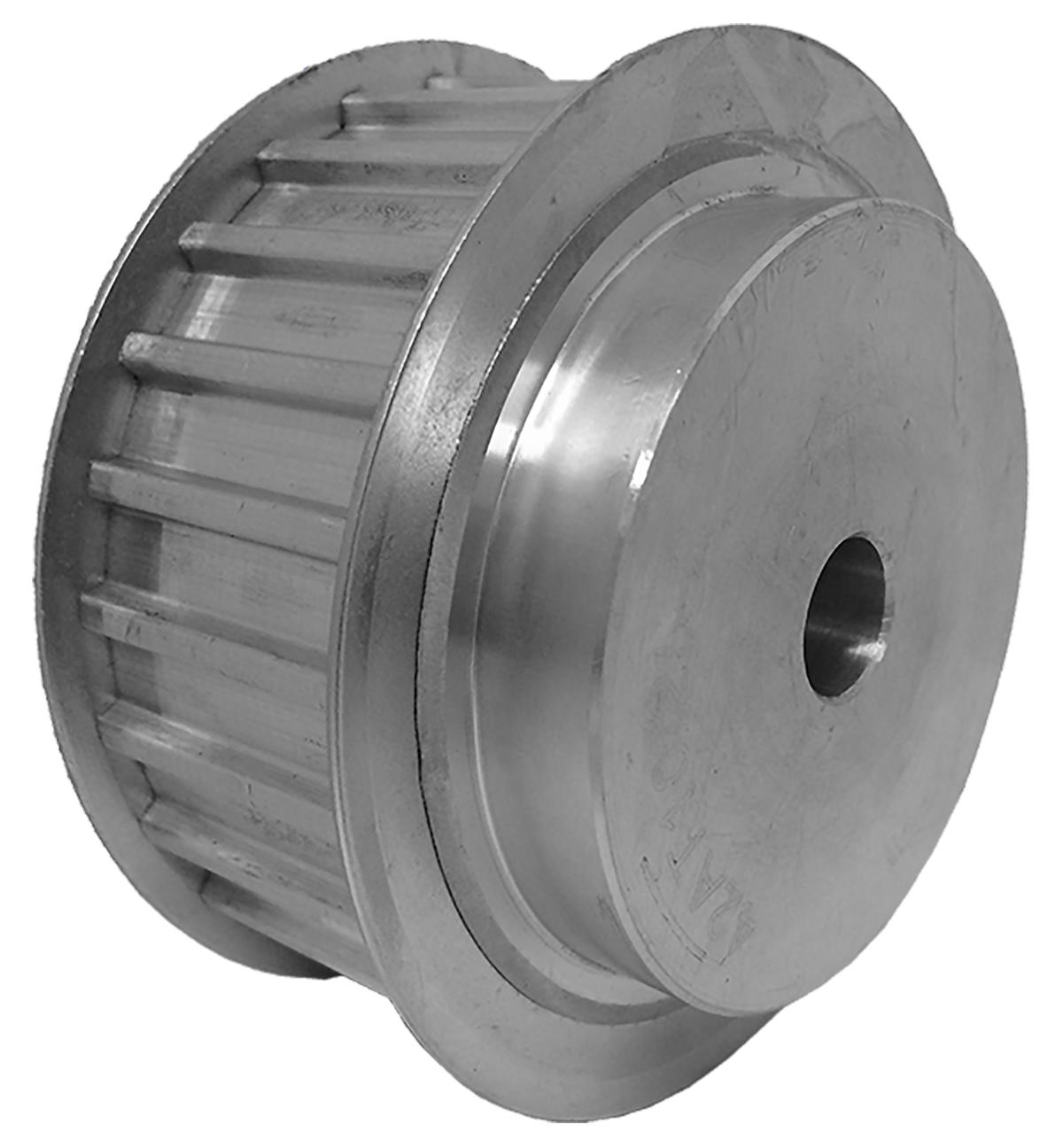 42AT10/25-2 - Aluminum Metric Pulleys