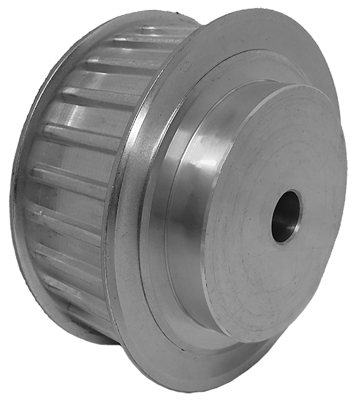42AT10/27-2 - Aluminum Metric Pulleys