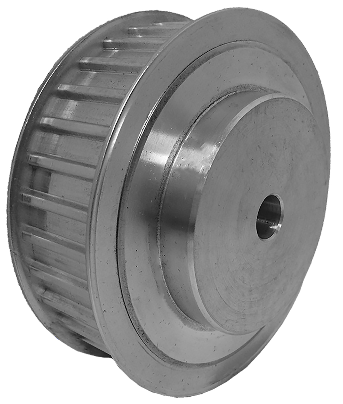 42AT10/30-2 - Aluminum Metric Pulleys
