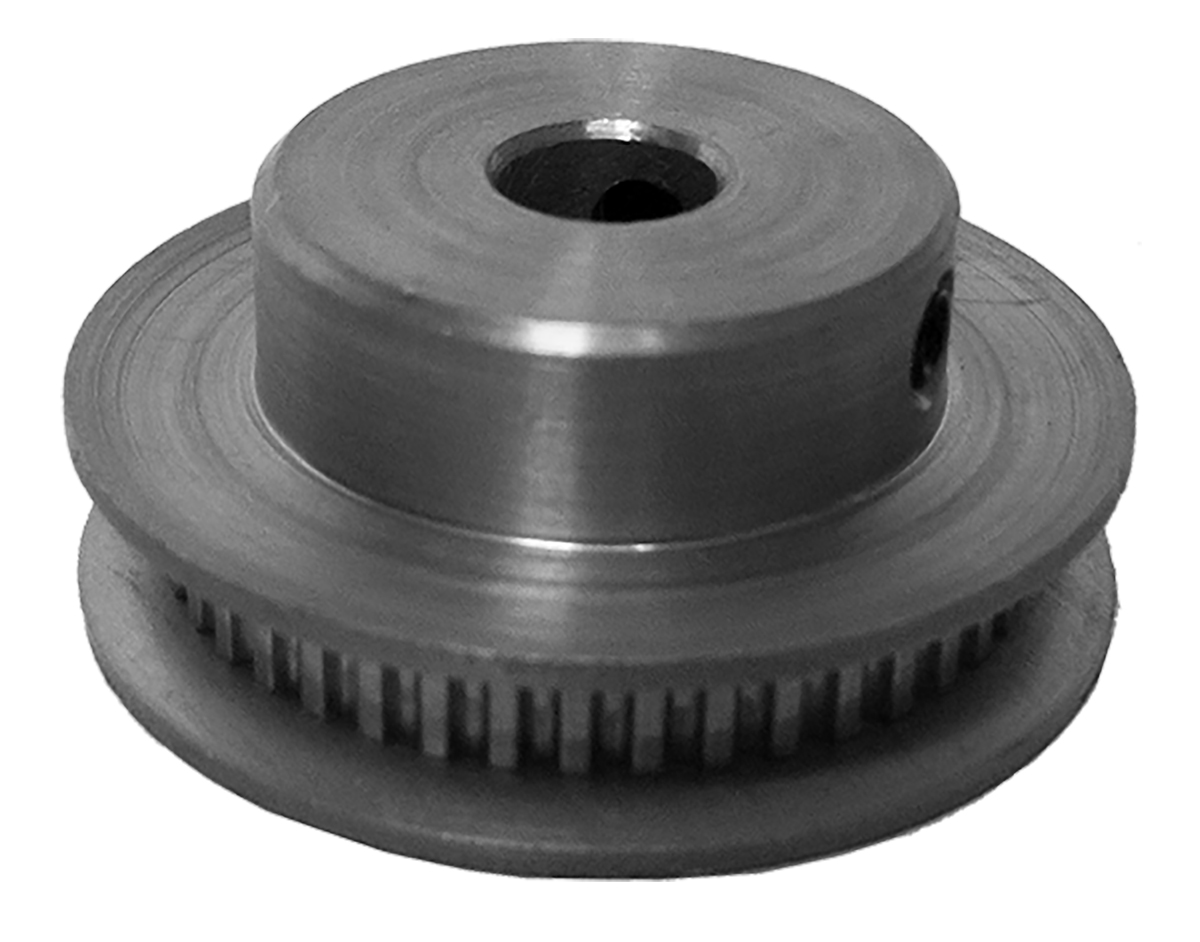40MP012-6FA3 - Aluminum Imperial Pitch Pulleys
