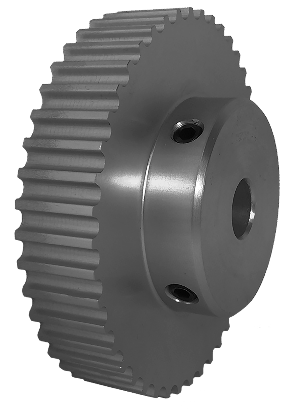 44-5M09M6A10 - Aluminum Powerhouse®HTD® Pulleys
