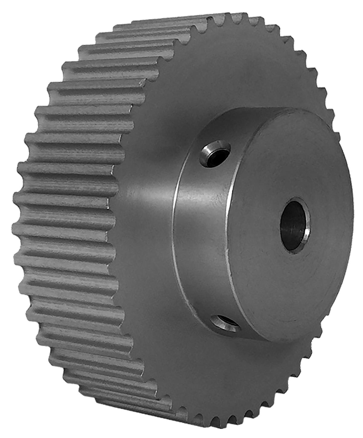44-5P15-6A4 - Aluminum Powerhouse® Pulleys