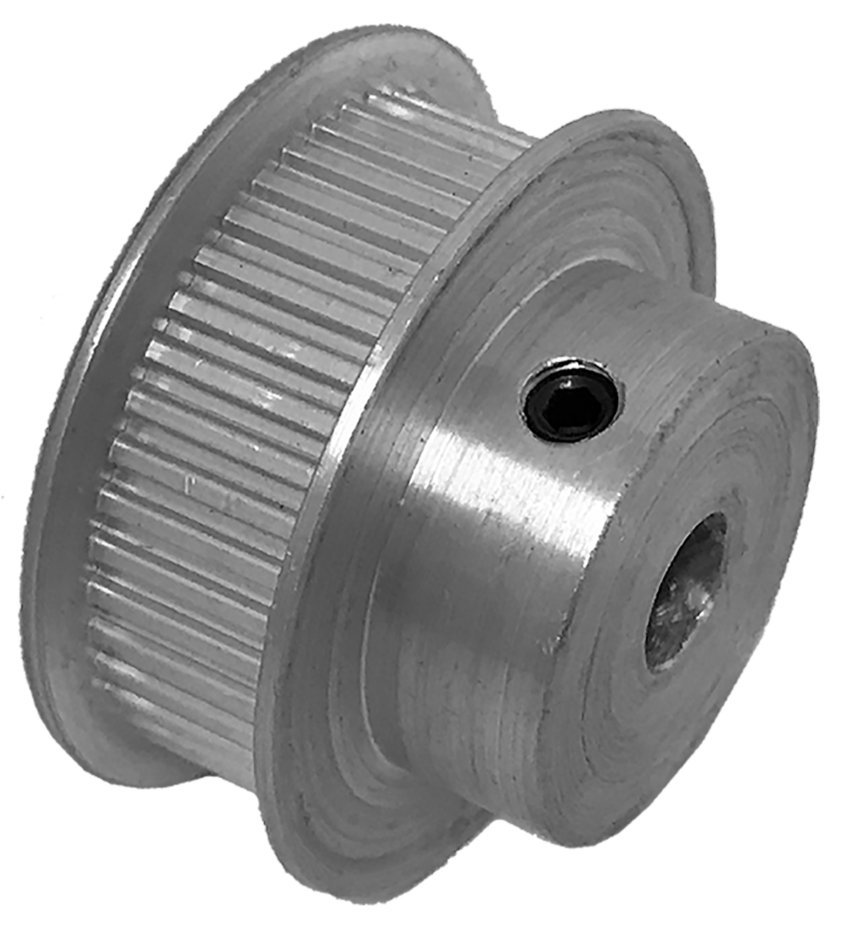 44LT312-6FA3 - Aluminum Imperial Pitch Pulleys