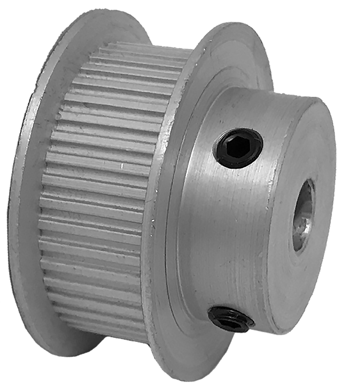 44MP037-6FA3 - Aluminum Imperial Pitch Pulleys
