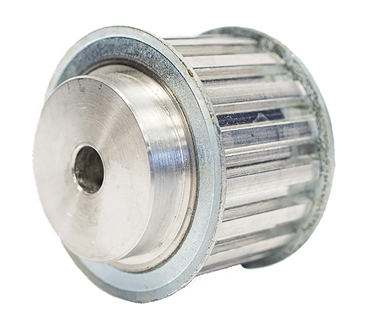 47T10/30-2 - Aluminum Metric Pulleys