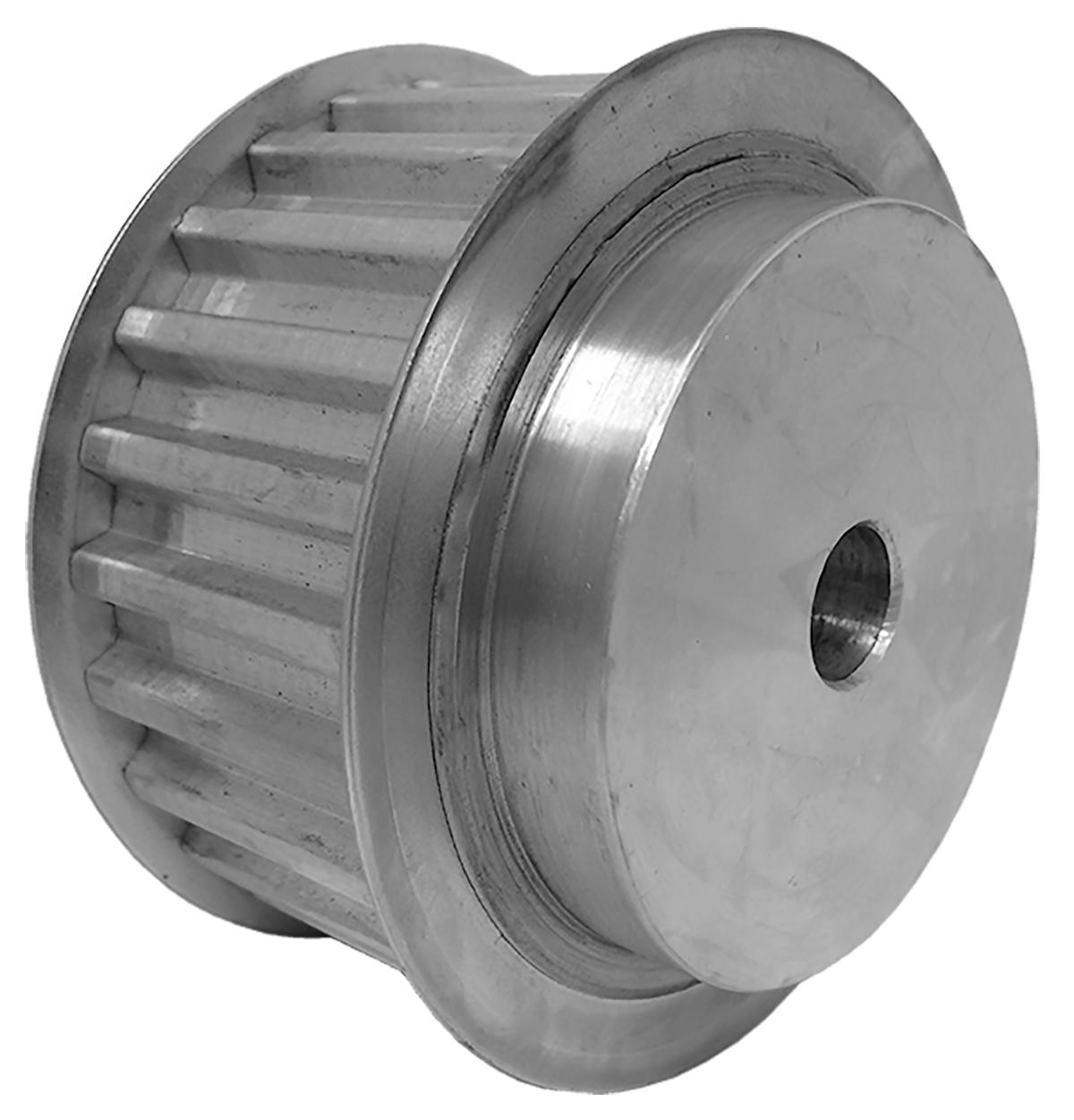 47T10/25-2 - Aluminum Metric Pulleys