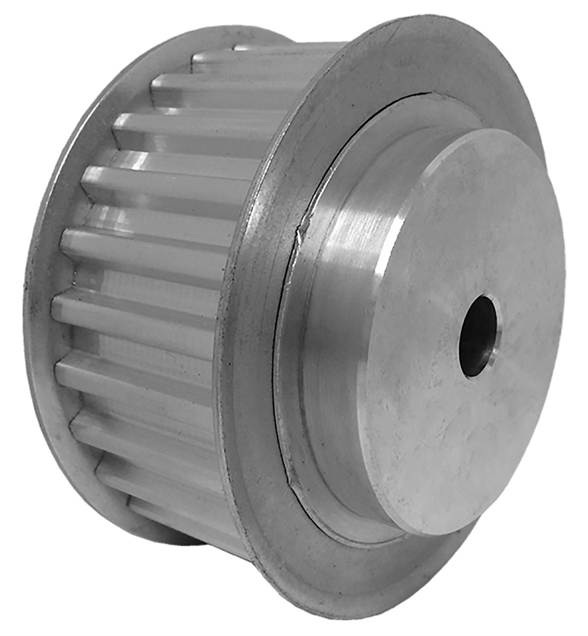 47T10/27-2 - Aluminum Metric Pulleys