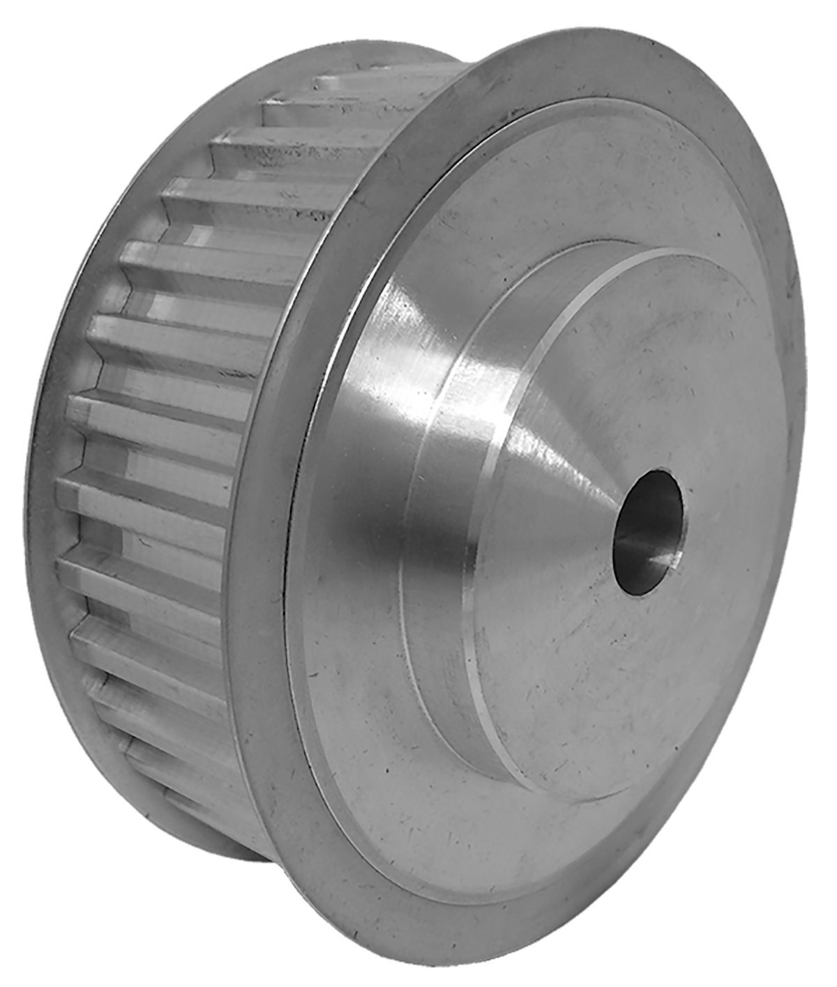 47T10/36-2 - Aluminum Metric Pulleys