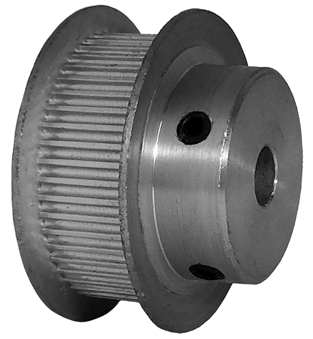 48-2P09-6FA3 - Aluminum Powerhouse® Pulleys