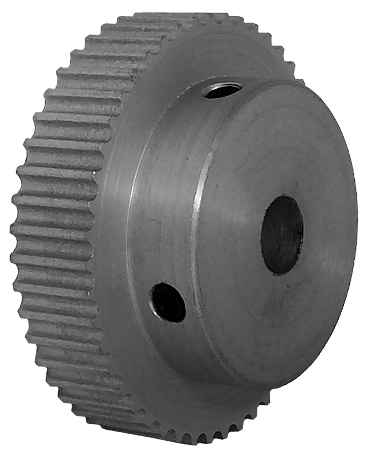48-3P06-6A4 - Aluminum Powerhouse® Pulleys