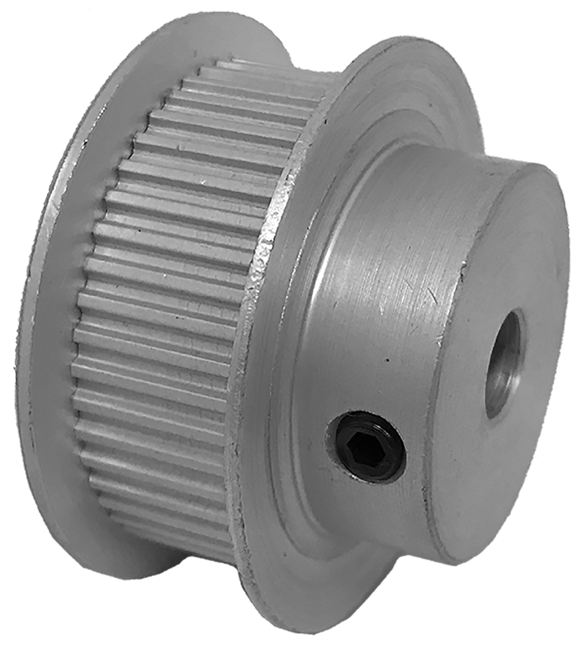 48MP037-6FA3 - Aluminum Imperial Pitch Pulleys
