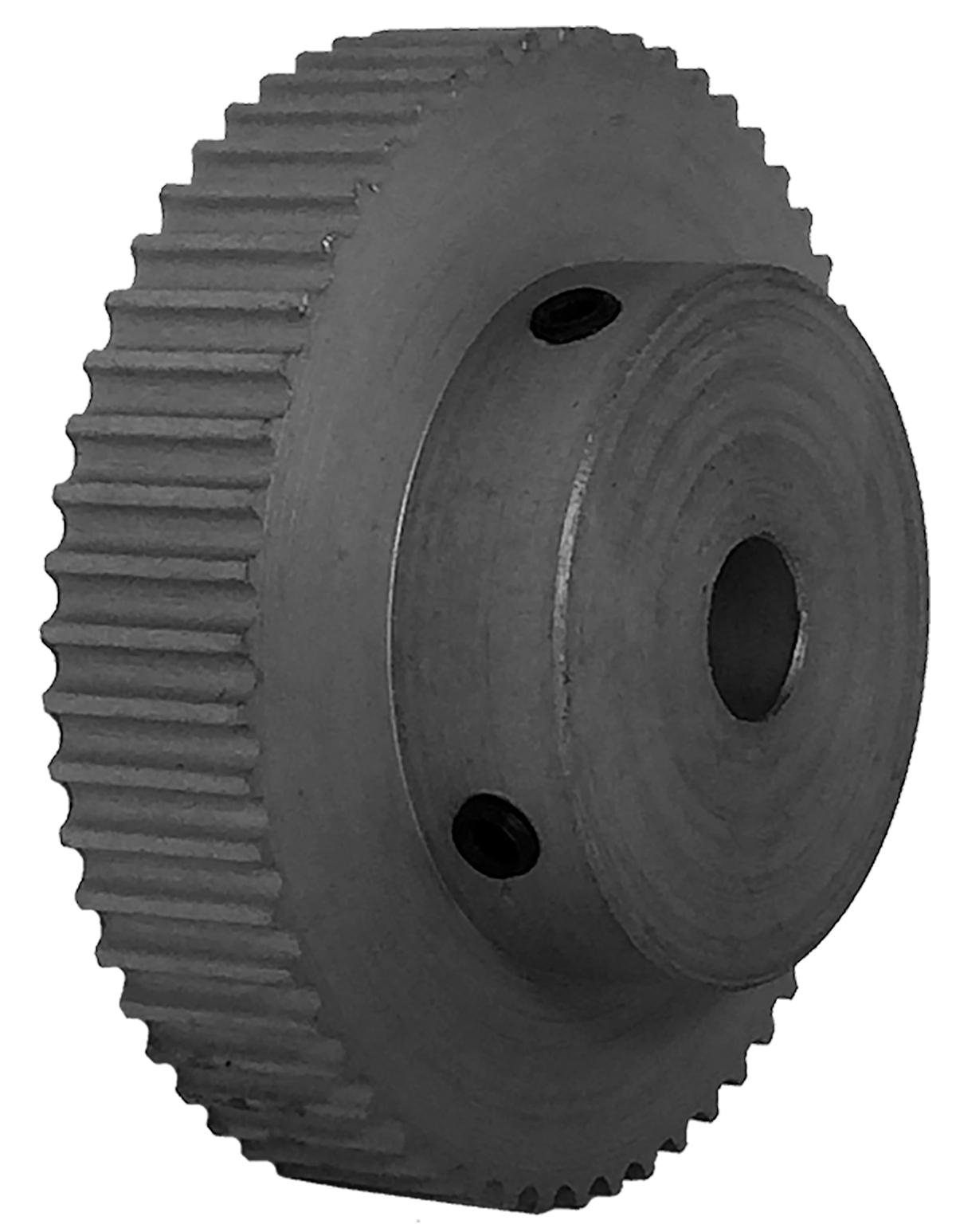 56-3P06-6A4 - Aluminum Powerhouse® Pulleys