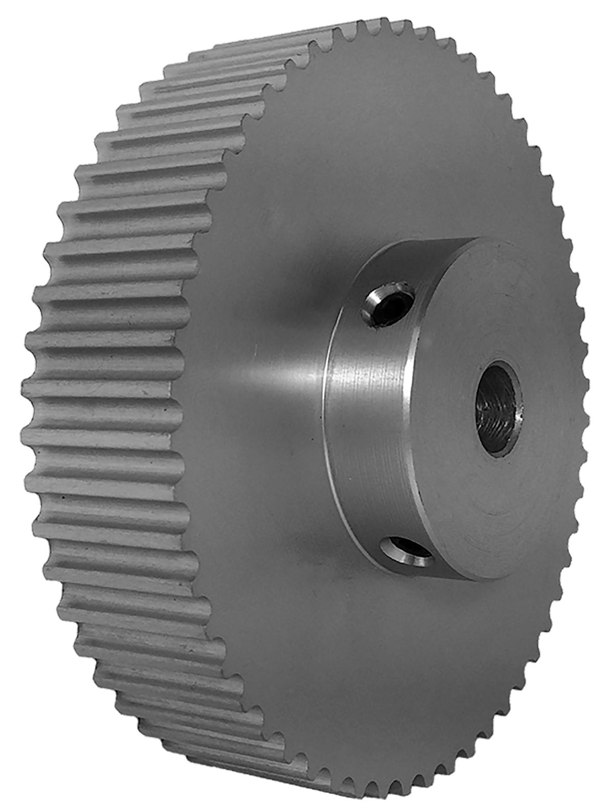 56-5P15-6A5 - Aluminum Powerhouse® Pulleys