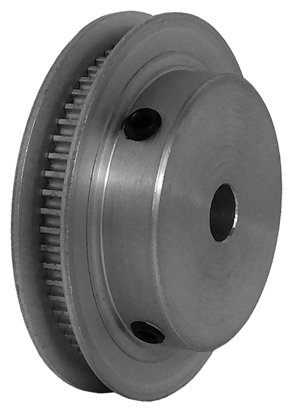 60-2P03-6FA3 - Aluminum Powerhouse® Pulleys